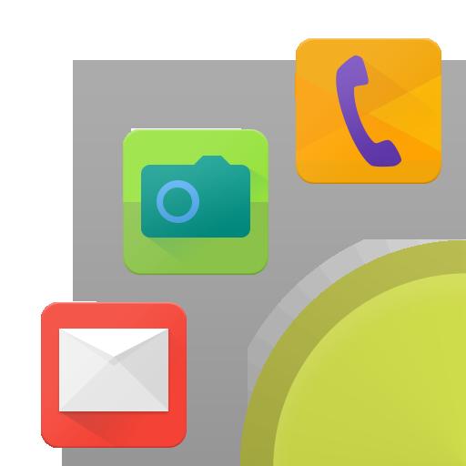 CircleLauncher Swipe icon