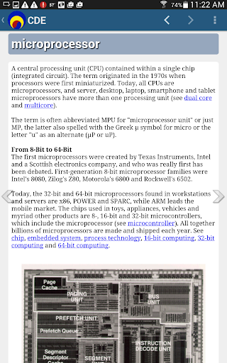 Computer Desktop Encyclopedia screenshot 7