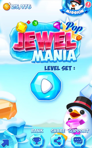 Jewel Pop Mania:Match 3 Puzzle 6 تصوير الشاشة