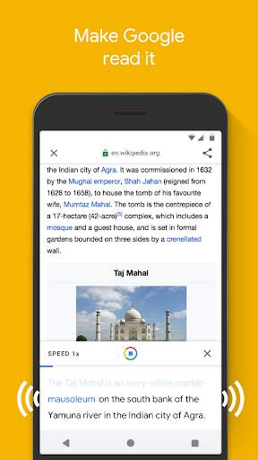 Google Go: A lighter, faster way to search screenshot 3