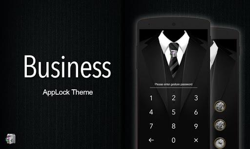 AppLock Theme Business 1 تصوير الشاشة