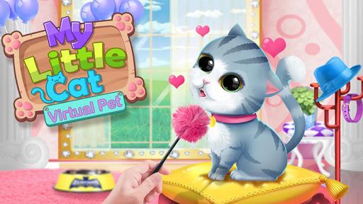 🐈🛁My Little Cat - Virtual Pet screenshot 7
