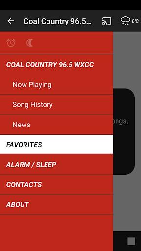 Coal Country 96.5 WXCC screenshot 3