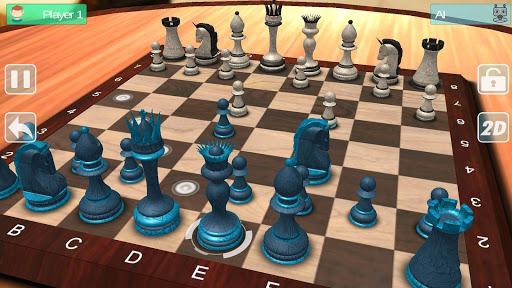 Chess Master 3D Free screenshot 1