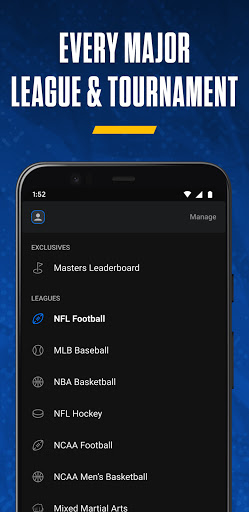 theScore: Live Sports Scores, News, Stats & Videos screenshot 8
