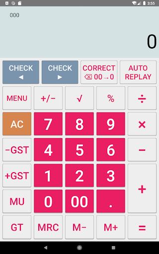 CITIZEN Calculator screenshot 5