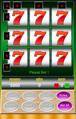 Play Slot-777 Slot Machine 5 تصوير الشاشة