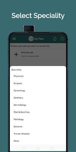 DrPetsApp - Consult Veterinary Doctor Online 24x7 screenshot 6