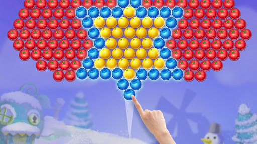 Shoot Bubble - Fruit Splash screenshot 7