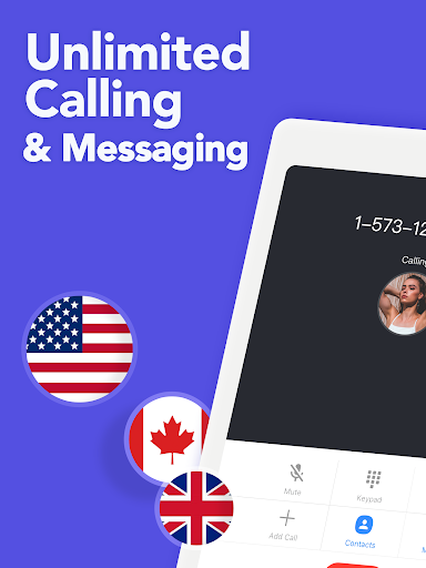 TalkU Free Calls +Free Texting +International Call screenshot 7
