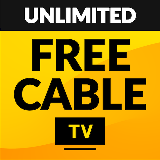 FREECABLE TV App: Free TV Shows, Free Movies, News أيقونة