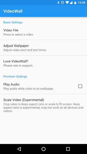 VideoWall - Video Wallpaper screenshot 2