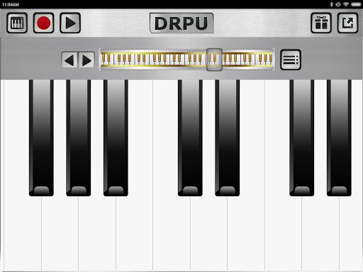 Piano Keyboard Classic Music 13 تصوير الشاشة