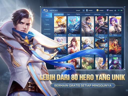 Mobile Legends: Bang Bang screenshot 12