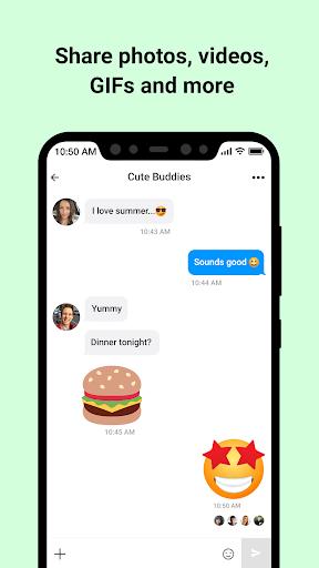 Messages screenshot 4