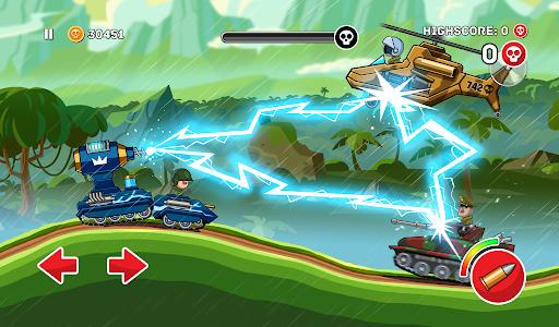 Hills of Steel screenshot 8