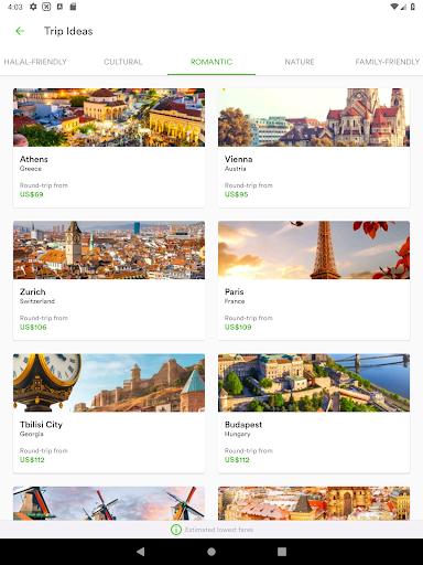 Wego Flights, Hotels, Travel Deals Booking App screenshot 16