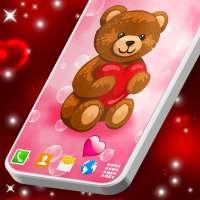 Teddy Bear Live Wallpaper 🧸 Cartoon Wallpapers on APKTom