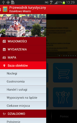 Miasto Działdowo - przewodnik 3 تصوير الشاشة