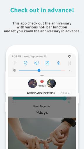 Couple Widget - Love Events Countdown Widget screenshot 4