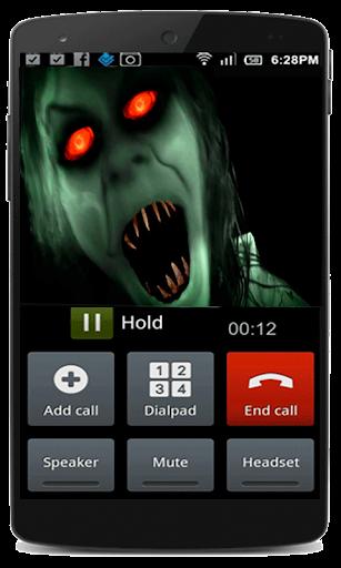 Ghost Call (Prank) screenshot 3