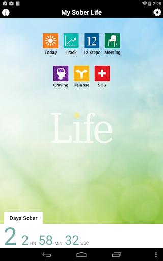 My Sober Life Pro 7 تصوير الشاشة