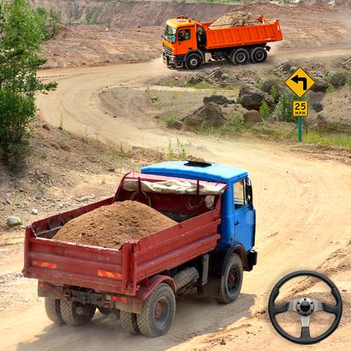 Truck Simulator Transport Driver 3D icon