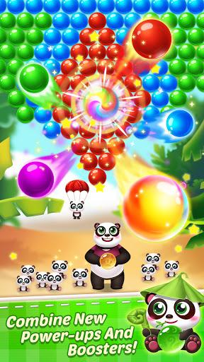 Bubble Shooter Free Panda 4 تصوير الشاشة
