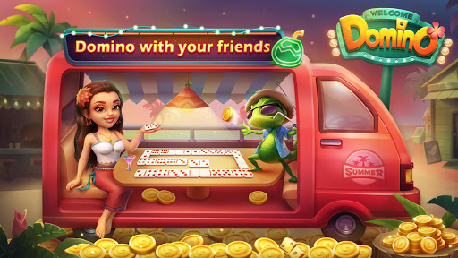 Higgs Domino Island-Gaple QiuQiu Poker Game Online screenshot 1