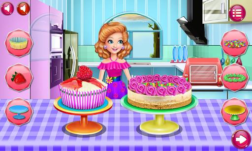 सैंड्रा खाना पकाने के खेल स्क्रीनशॉट 8