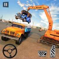 Car Crusher Crane Driver Dumper Truck Driving Game on APKTom