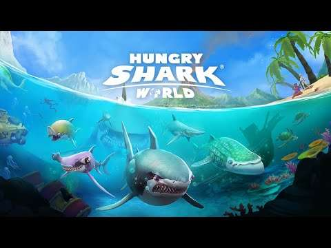Hungry Shark World screenshot 2