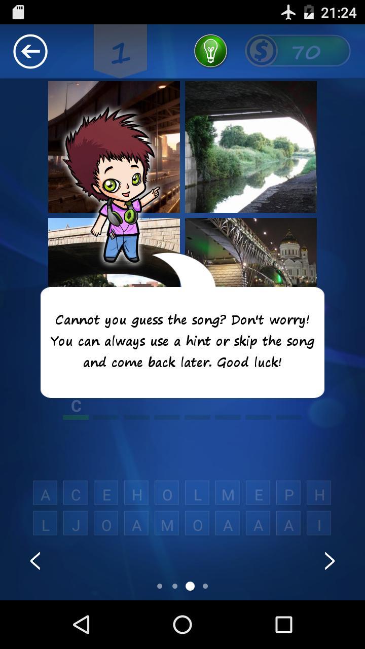 Song Quiz: Guess The Song 4 تصوير الشاشة