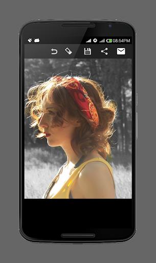 Blur Image - DSLR focus effect 4 تصوير الشاشة