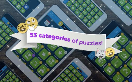Crossword Quiz - Crossword Puzzle Word Game! 16 تصوير الشاشة