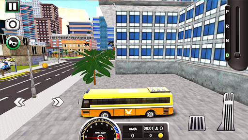 Metro Bus Simulator 2021 2 تصوير الشاشة
