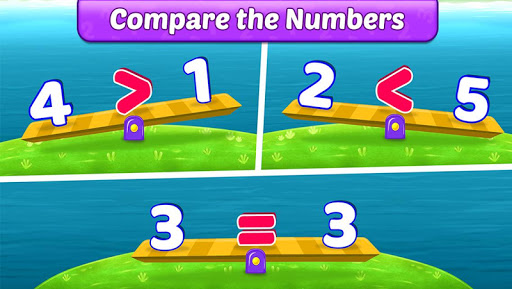 Math Kids - Add, Subtract, Count, and Learn 3 تصوير الشاشة