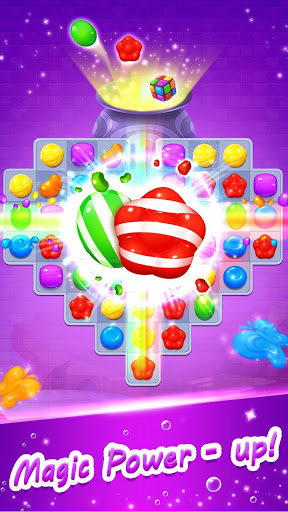 Candy Witch - Match 3 Puzzle Free Games screenshot 2