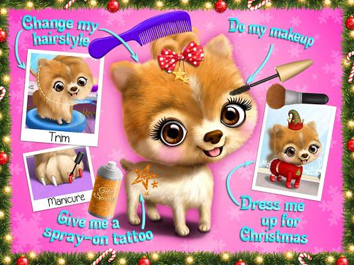 Christmas Animal Hair Salon 2 11 تصوير الشاشة