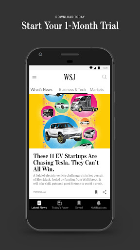 The Wall Street Journal: Business & Market News screenshot 5