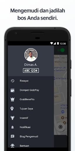 Grab Driver screenshot 1