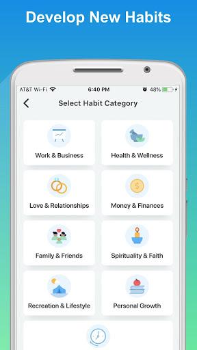 Success Life Coach - Goal Planner & Habit Tracker screenshot 3