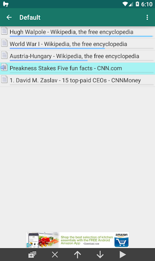 @Voice Aloud Reader (TTS Reader) screenshot 5