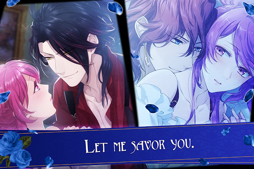 Blood in Roses - otome game / dating sim #shall we screenshot 4