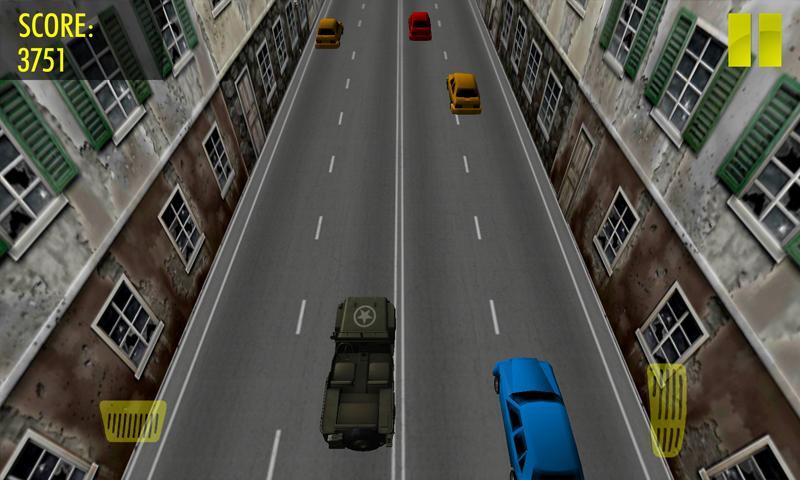 Traffic Racer 5 تصوير الشاشة