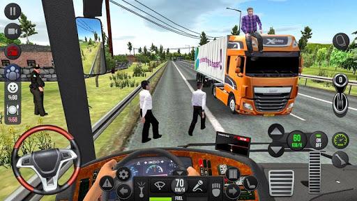 محاكاة سباق حافلات الركاب 2020: ألعاب حافلة جديدة 2 تصوير الشاشة