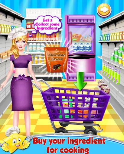 Cooking Recipes - in The Kids Kitchen 3 تصوير الشاشة