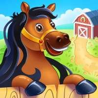 Animal Farm for Kids. Toddler games. on APKTom