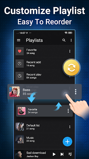 Music Player for Android-Audio screenshot 6