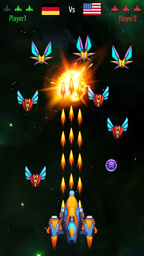 Galaxy Invaders: Alien Shooter -Free Shooting Game 4 تصوير الشاشة